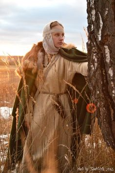 Costume Eastern Slavs: Slovens from Novgorod, 11 се. Фотографии - Misty Wood - | 6 альбомов