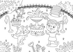 Download 25 beautiful colouring pages in ready to print format for free! Print Format, Colouring Pages, Scribble, Snoopy, Free, Fictional Characters, Color, Beautiful, Quote Coloring Pages