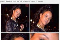 23 Rihanna Memes That'll Make You Say