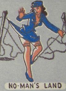 Vintage Sleaze: Love During Wartime Madcap Maids on Matches Vintage Sleaze