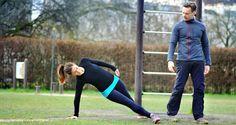 Los ejercicios al aire libre son mas que solo aire fresco   Sentirse bien es facilisimo.com