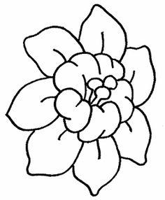 Riscos Diversos de flores e gramas e outros