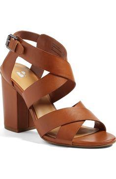 BP Terry block heel sandal, US size 11 Brown Block Heel Sandals, Block Sandals, Block Heels, Cute Shoes, Me Too Shoes, Shoe Boots, Shoes Heels, Sandal Heels, Dress Shoes