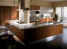 21 Modern Design Inspirations For Your Dream Kitchen : Home ...