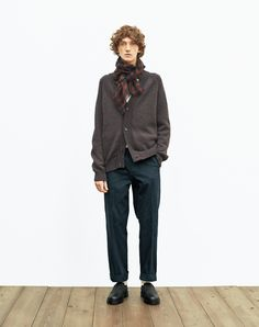 Margaret Howell, The Man, Casual Outfits, Normcore, Menswear, Doctor 13, Mens Fashion, Winter, How To Wear