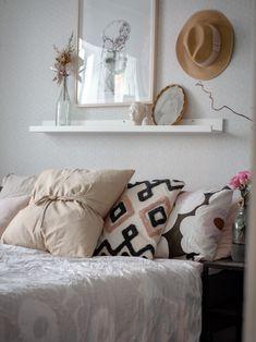 Textiles from Marimekko and anno collection Marimekko, Scandinavian, Textiles, Throw Pillows, Boho, Bedroom, Furniture, Collection, Design