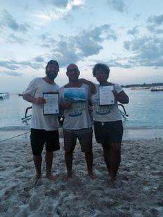 PADI IDC Indonesia   Dive Resort Oceans 5 Gili Islands   IDC Gilis: PADI Scuba instructor course at the Gili Islands