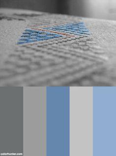 Blue And Orange Color Scheme