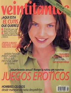 Revista Veintitantos, México, noveimbre 1998