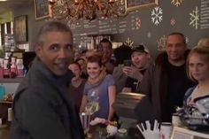 Obama Buys Cinnamon Rolls in Alaska – THIS Is the Tip He Left…  Read more: http://www.thepoliticalinsider.com/obama-buys-cinnamon-rolls-in-alaska-this-is-the-tip-he-left/#ixzz3kgqZyWo7