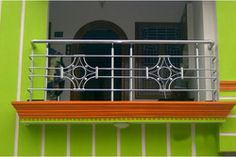 Designer Stainless Steel Balcony Grills at Best Price in Tiruchirappalli, Tamil Nadu