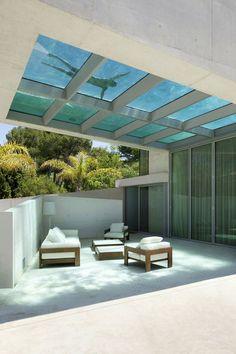 marbella, spain, rooftop pool