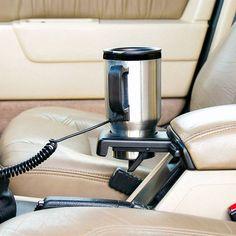 Taza termo calentador de bebidas para el coche   Tecniac