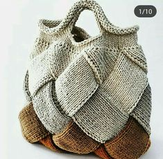 Marvelous Crochet A Shell Stitch Purse Bag Ideas. Wonderful Crochet A Shell Stitch Purse Bag Ideas. Crochet Tote, Crochet Handbags, Crochet Shell Stitch, Crochet Purses, Easy Crochet, Knit Crochet, Knitted Bags, Knitted Blankets, Tote Bags Handmade