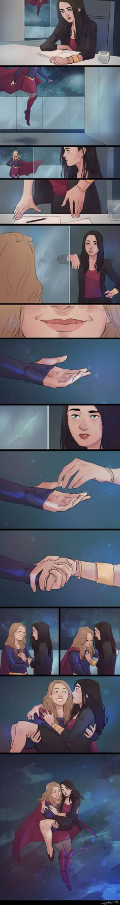 SuperCorp comic by lesly-oh on DeviantArt