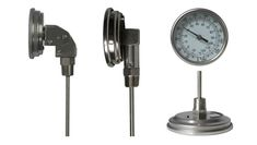 "Bimetal Thermometer A general purpose, versatile 1"" (25mm) to 6"" (150mm) dial, all sealed and SS304 thermometer. Used to industrial process, food processing and wastewater. http://www.jyinstruments.com/jy/html/en/bimetal_thermometer.html"
