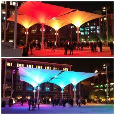 Sundance Square Plaza, Fort Worth, TX