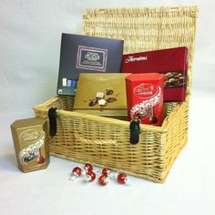 Visit Tin and Thyme to enter this Chocolate Hamper giveaway