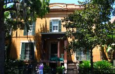 Savannah is featured on msn's list of the 10 Most Haunted Cities for Trick-or-Treating!