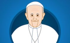 """Today we are officially launching the first episode of our new animated series dedicated to the pontificate of Pope Francis.The name of the series is """"Pop"""