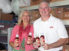 CARY: Cary couple serves up Outta The Park barbecue sauce | Business | CaryNews.com