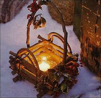 Canadian Country Woman: Christmas Craft - Willow C