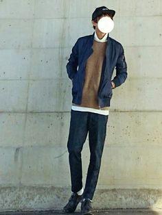 GLOBAL WORKのキャップ「メルトンカラーベースボールキャップ/727837」を使ったmokashioのコーディネートです。WEARはモデル・俳優・ショップスタッフなどの着こなしをチェックできるファッションコーディネートサイトです。