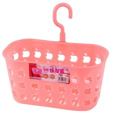Pink Plastic Perforated Apple Shape Print Single Hook Hanging Basket Sourcingmap http://www.amazon.co.uk/dp/B00O9W8B4M/ref=cm_sw_r_pi_dp_5661ub0FQ7MKD