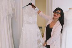 RIME ARODAKY BARCELONA SHOWROOM vestidos de novia Rime Arodaky, Lace Wedding, Wedding Dresses, Showroom, Barcelona, Fashion, Wedding Dress Lace, Bridal Gowns, Bridal Collection