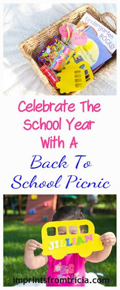 Imprints From Tricia : Back To School Picnic