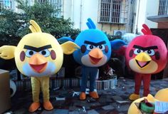 Angry Birds #RED