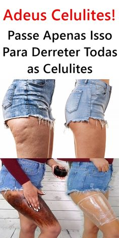 Adeus Celulites! Passe Apenas Isso Para Derreter Todas as Celulites #celulites #celulite #celulitetratamentocaseiro #celulitetratamento #eliminarcelulite Delicious Recipes, Beauty Tips, Dessert, Step By Step, Diets