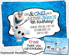 Boys frozen birthday invitation frozen by pixelperfectshoppe 1500 boys frozen birthday invitation frozen by pixelperfectshoppe 1500 kyle bday pinterest birthdays frozen birthday and frozen birthday party filmwisefo