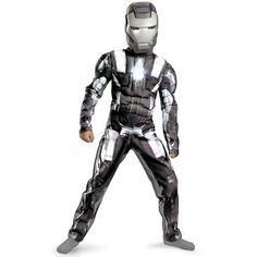 Iron Man 2 War Machine Classic Muscle - http://coolgadgetsmarket.com/iron-man-2-war-machine-classic-muscle/