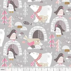 arctic fabric - Google Search