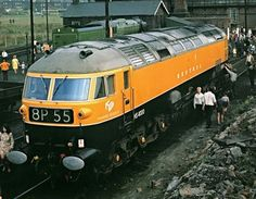 Alle Größen | HS 4000 at Barrow Hill open day 1971. | Flickr - Fotosharing!