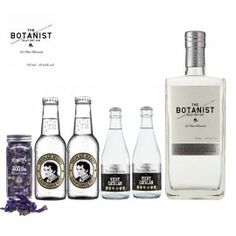 Gin Tonic Pack THE BOTANIST
