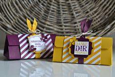 Kreativ mit Liebe!: Anleitung Dreieck Box