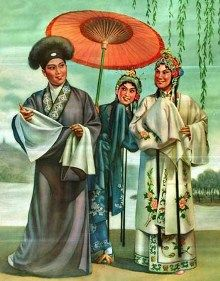 Culture: The Legend of the White Snake (Xu Xian and Lady White Story)