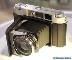 Fujifilm 6x7 medium format camera