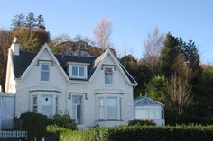 5 bed link-detached house for sale in Craigend 311 Marine Parade, Hunters Quay, Dunoon, Argyll And Bute