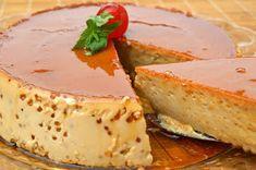 Flan de cafe - Dessert- Flans, Cream of Carmel, Custards and Creme Brulee - Pastel de Tortilla Custard Recipes, Jello Recipes, Cupcake Recipes, Mexican Food Recipes, Gourmet Recipes, Cupcake Cakes, Snack Recipes, Dessert Recipes, Chocolate Cheesecake Recipes