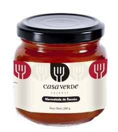 Mermeladas | Mermelada de Rocoto | Productos Gourmet Casa Verde