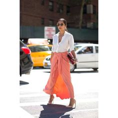 Let the Pink Pop The Best Rosy Street Style