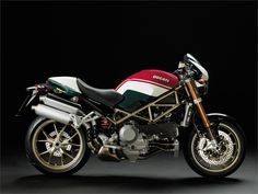 "Ducati Monster S4RS ""Tricolore"" (2008) - 2ri.de"