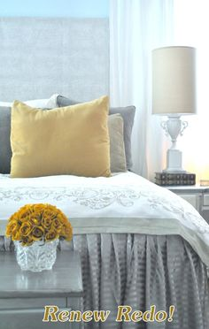 ReNew ReDo!: Shades Of Grey ~ Bedroom