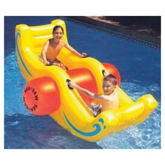 Heritage Pools Sea-Saw Rocker