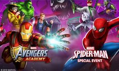 Marvel Avengers Academy v1.1.0.1 Mod Apk