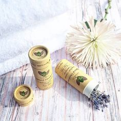 All-natural deodorant in eco-packaging to reduce our ecological footprint, with certified organic ingredients, as well as fair trade lavender essential oil.An environmental consciousness in all of our actions.