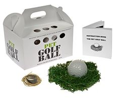 The Pet Golf Ball with walking leash silly golf gag gift >>> Check out this great product-affiliate link.